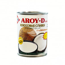 """Кокосовые сливки """"AROY-D"""" , 560 мл, ж/б"""