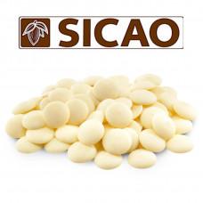 Глазурь белая SICAO (Callebaut), 500 гр.