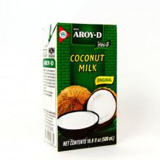 Молоко кокосовое Aroy-D , 500 мл
