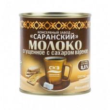 Молоко сгущенное варёное СКЗ, 380 гр