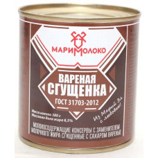 "Вареная сгущенка ""Маримолоко"", 380 гр"