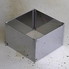 Прямоугольник раздвижной 160*280/85 мм.