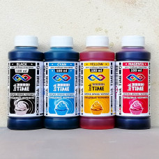 Пищевые чернила InkTime, 4 цвета по 100 мл.
