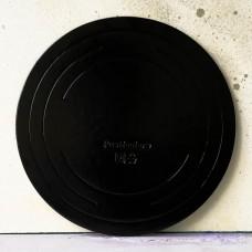 Подложка усиленная серебро/чёрная D20 см. 3,2 мм.