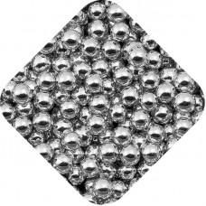 Шарики серебро 4 мм
