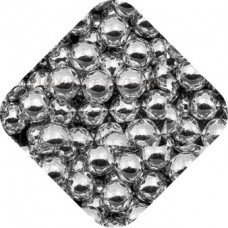 Шарики серебро 6 мм