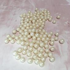 Драже воздушный рис, 6 мм, белый